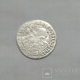 Литовський грош 1535р