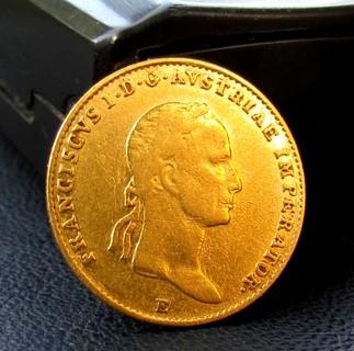Дукат 1835 р. E Франциск