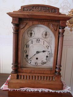 Часы кабинетные каминные четвертные мелодия вестминстер