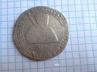 Талер 1556,Саксония