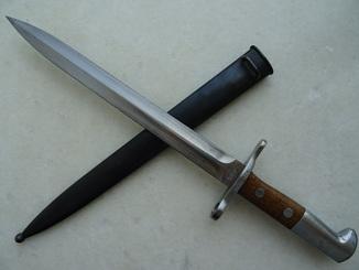 Швейцарский штык нож Шмидт Рубин