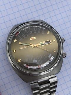 Часы Orient MultiCalendar