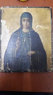 Икона Феврония Муромская