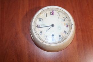 Часы корабельные судовые  5-24м 3-85