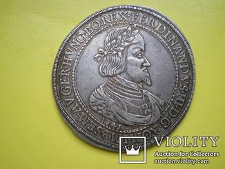 Двойной талер Фердинанда III 1641 года. Австрия