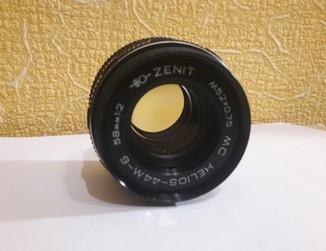 Helios -44-m-6 58mm1;2zenit.н.94256143 рабочий