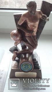 Футбольная призовая статуэтка