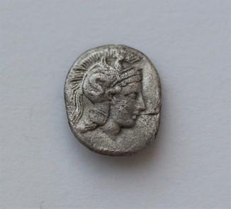 Древняя Греция, Тарент, диобол 325-280 г. до н э.