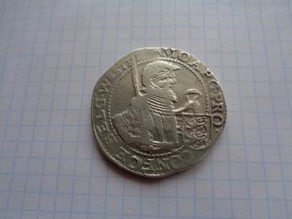 Талер 1621года Вестфризия.