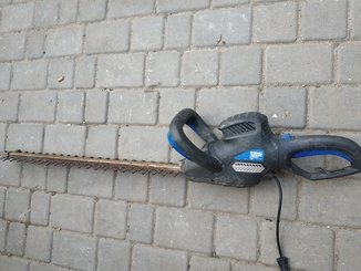 Кусторез Mac Allister Mht 620 Electric Corded Hedge Trimmer Cutter