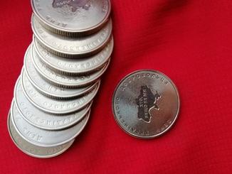 Монети, медалі