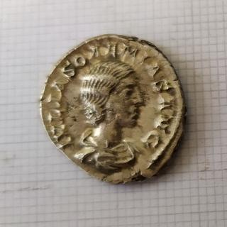 Юлия Соэмия мать Гелигобала имп 218 -222