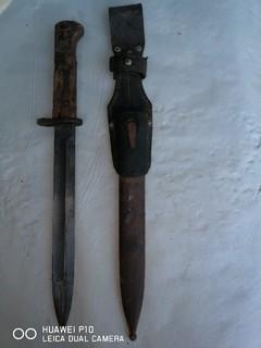 Польский штык-нож F.B RADOM 1939