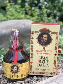 Brandy Gran Duque d Alba 1980s