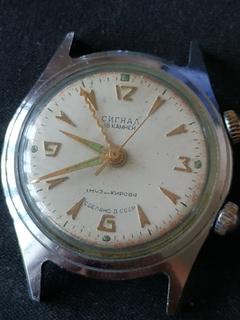Часы Сигнал 1МЧЗ