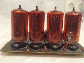Газорозрядные лампы Z566M и Z567M