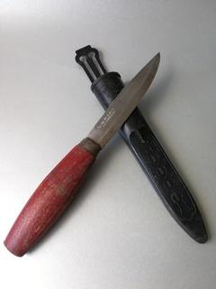 Нож  Frost Mora Sweden.