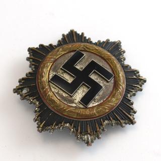 """Орден Германского креста в золоте.  Клеймо """"20"""""""