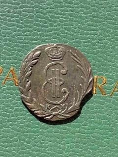 Деньга Сибирь 1770