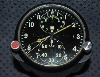 Авиационные часы  АЧС-1 рабочие бонус