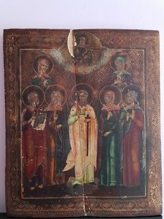 Икона ''избранные Святые''