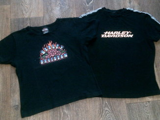 Harley-Davidson - фирменные футболки