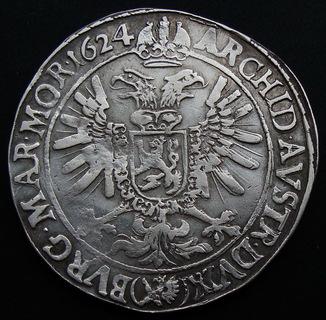 Талер Фердинанда II, Прага