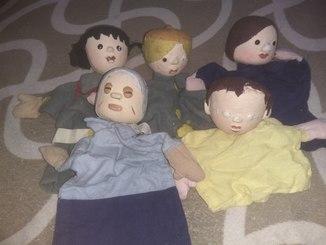 Театральные куклы СССР