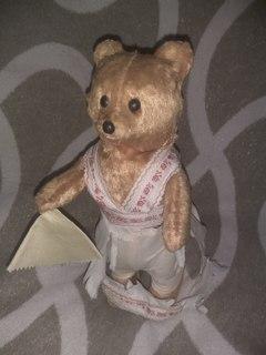 Медведь заводной СССР