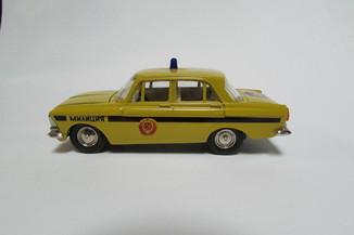 Москвич ГАИ милиция