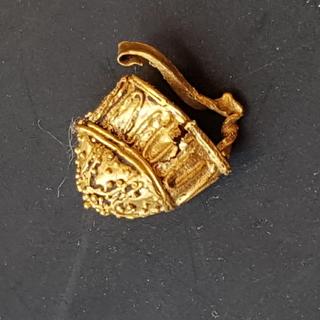 Золотая ароматница ЧК (Под реставрацию)