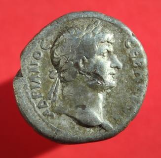Дидрахма Hadrian (Caesarea) (Syd 280)