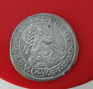 15 крейцерів леопольда 1664