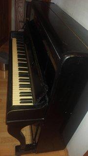 Пианино 1957г.