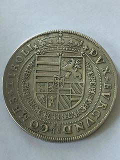 Таляр - Австрія - Фердинанд ІІ (1564-1595)