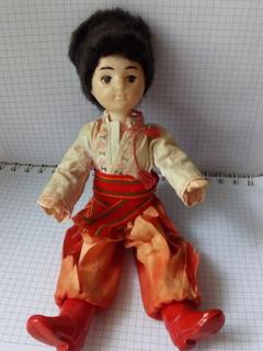 Кукла мальчик  Ивасык -украинец .70 годы
