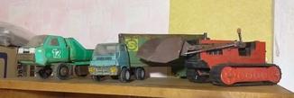 Советские машинки