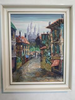 Старый город/Poul Anker Bech