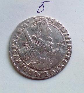Орт 1621 года