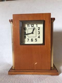 Каминные Часы Владимир с Боем
