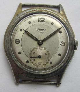 """Часы """"Hermes""""."""