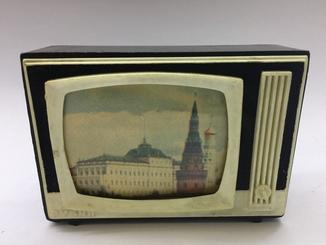 Игрушка телевизор Рубин времён СССР