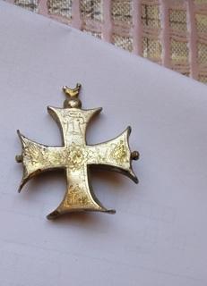 Хрест 14-16 ст.