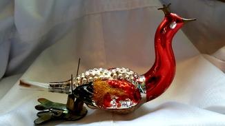 Ёлочная игрушка Жар птица