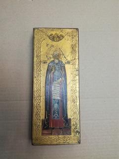 Св.преподобный Сергий. Благословение Троице-Сергиевой лавры.
