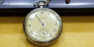 Часы карманные №1