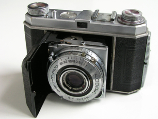 Kodak Retina I (Typ 013),1949 г.,Германия.