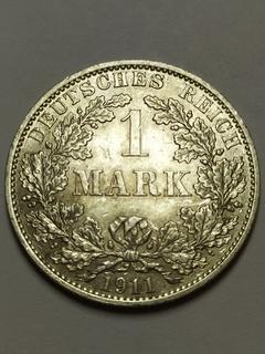1 марка 1911 А