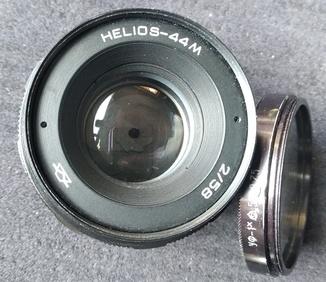 Гелиос 44м.