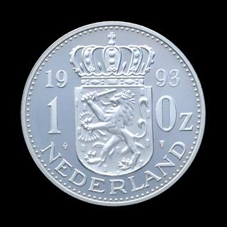 1 Унция 1993, Нидерланды